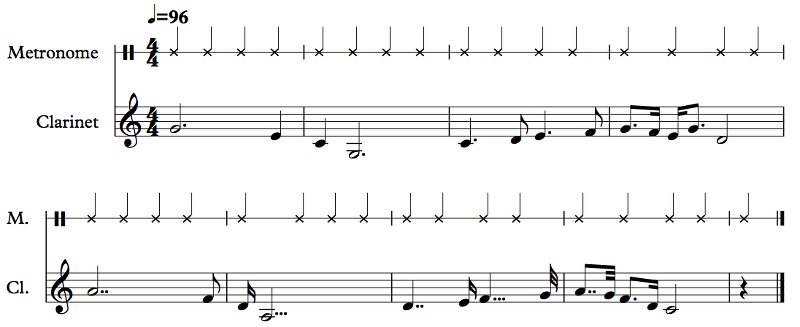 Section 14 Rhythm Notation Offtonic Theory